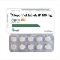 100 MG Allopurinol Tablets IP