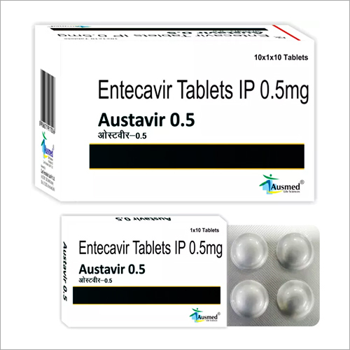 0.5 MG Entecavir Tablets IP