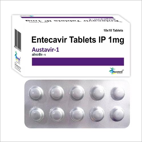 1 MG Entecavir Tablets IP