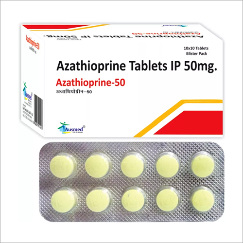 50 MG Azathioprine Tablets IP