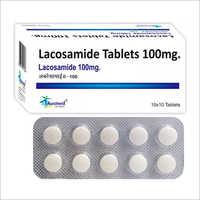 Lacosamide Tablets 100 mg./Lacosamide-100