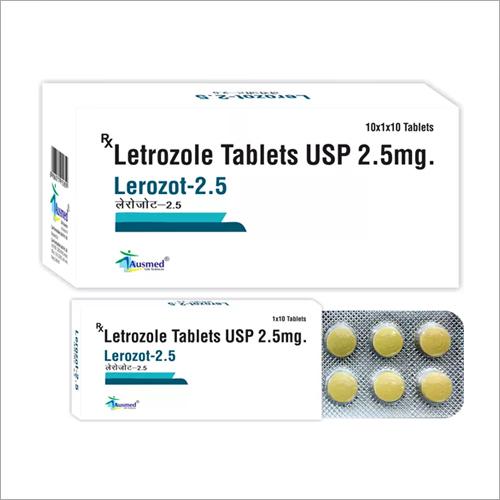 2.5 MG Letrozole Tablets USP