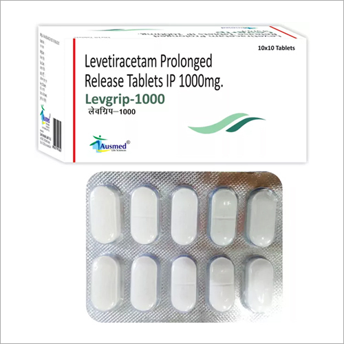 1000 MG Levetiracetam Prolonged Release Tablets IP