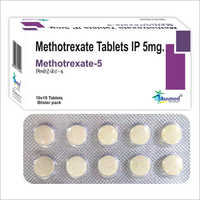 5 MG Methotrexate Tablets IP
