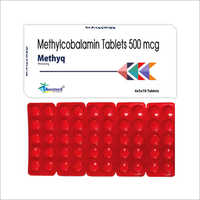 500 MCG Methylcobalamin Tablets