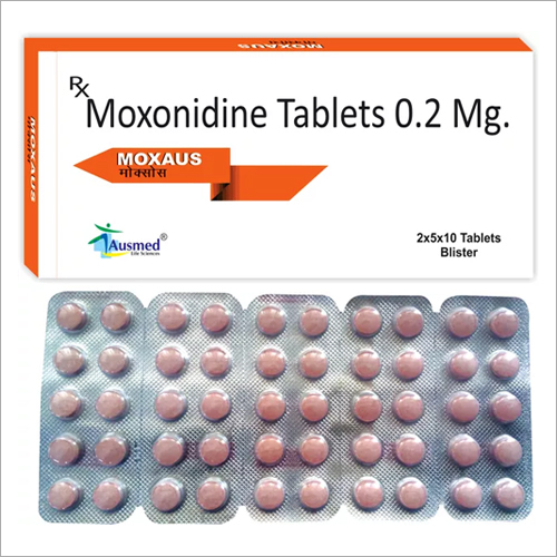 0.2 MG Moxonidine Tablets