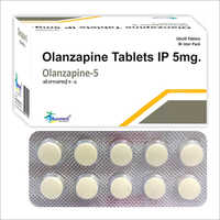 5 MG Olanzapine Tablets IP