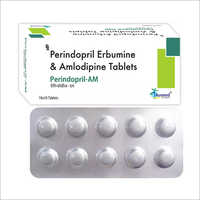 Perindopril Erbumine And Amlodipine Tablets