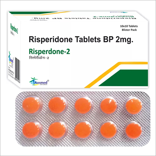 2 MG Risperidone Tablets