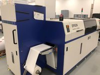 Epson SurePress L-4533AW Digital Label Printing Press 2018 Year For Sell