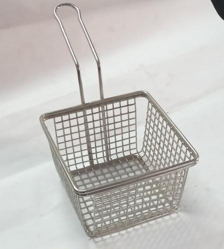 Mini Serving Basket Square