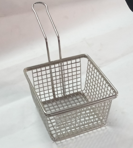 Mini Serving Basket Square
