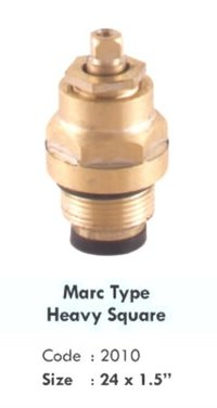 MARC TYPE HEAVY SQUARE