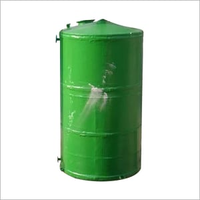 Conical Bottom FRP Tank