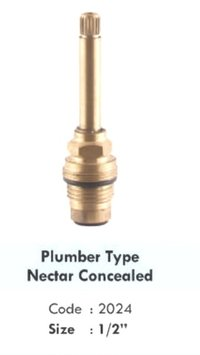 PLUMBER TYPE NECTAR CONCEALED