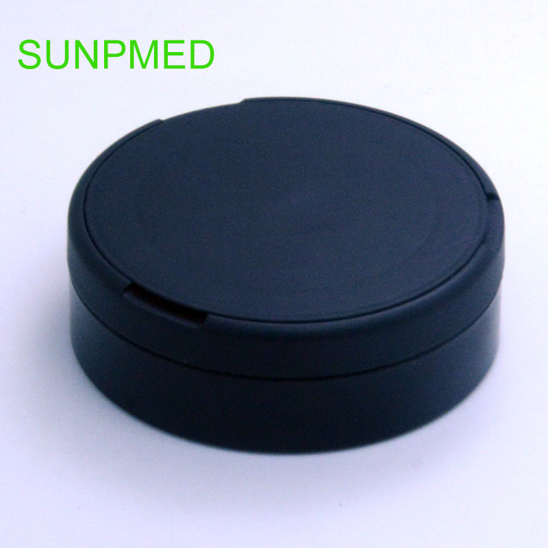 Snus Packing Plastic Tin Box