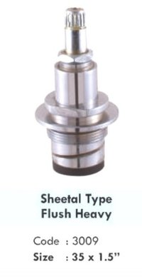 SHEETAL TYPE FLUSH HEAVY