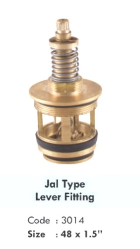 JAL TYPE LEVER FITTING