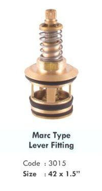 MARC TYPE LEVER FITTING