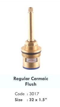 REGULAR CERAMIC FLUSH
