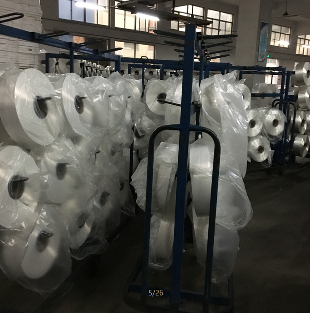 150D HIGH TENACITY POLYESTER FILAMENT YARN