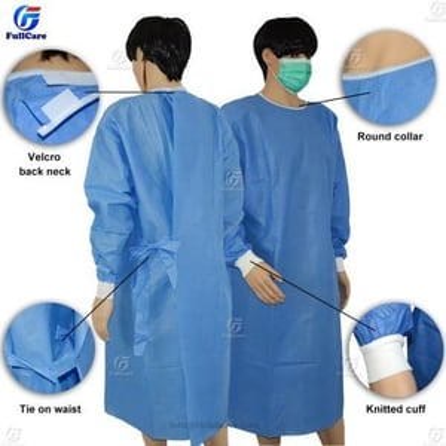 Patient coat