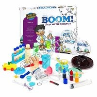 Fun With Science Lab kit BOOM labcare
