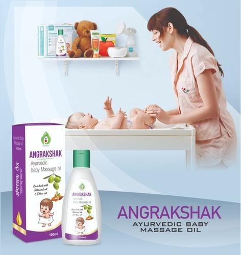 Ayurvedic Baby massage oil