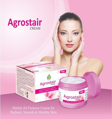 Agrostair Cream for Radiant , smooth and healthy skin