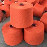 30S/1 100%polyester spun yarn melange hot sale good price