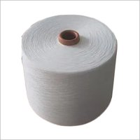 30s1 virgin raw white Polyester Spun Yarn