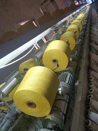knitting yarn dope dyed 100% Polyester Spun Yarn