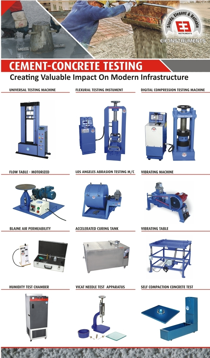 Vibrating Machine With Digital Timer & Mould