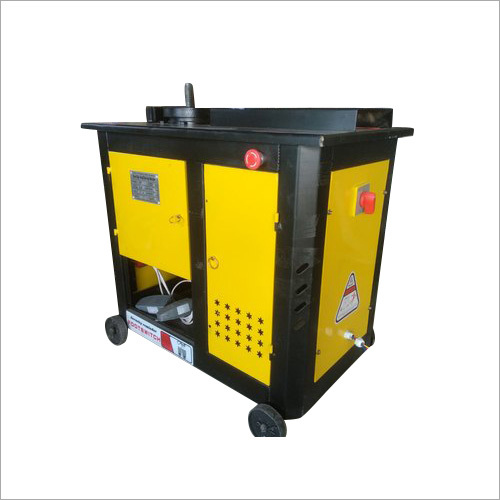 Single Phase Ring Bending Machine