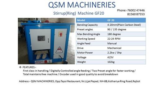 GF20 Stirring Bending Machine