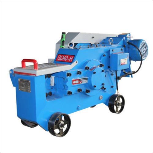 GQ40-H Rebar Cutting Machine