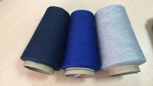32S1 100%polyester ring spun yarn