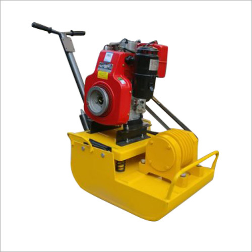 Earth Rammer And Plate Compactor