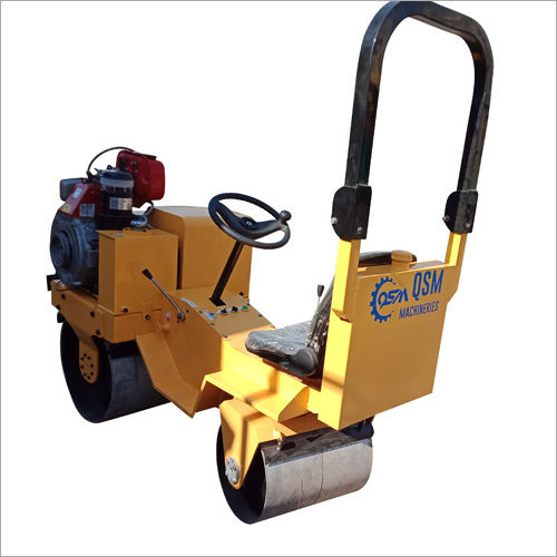 Vibratory And Drum Roller