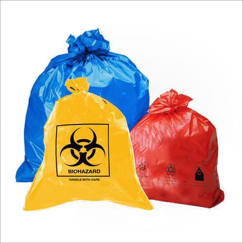 Hospital Biohazard Bag