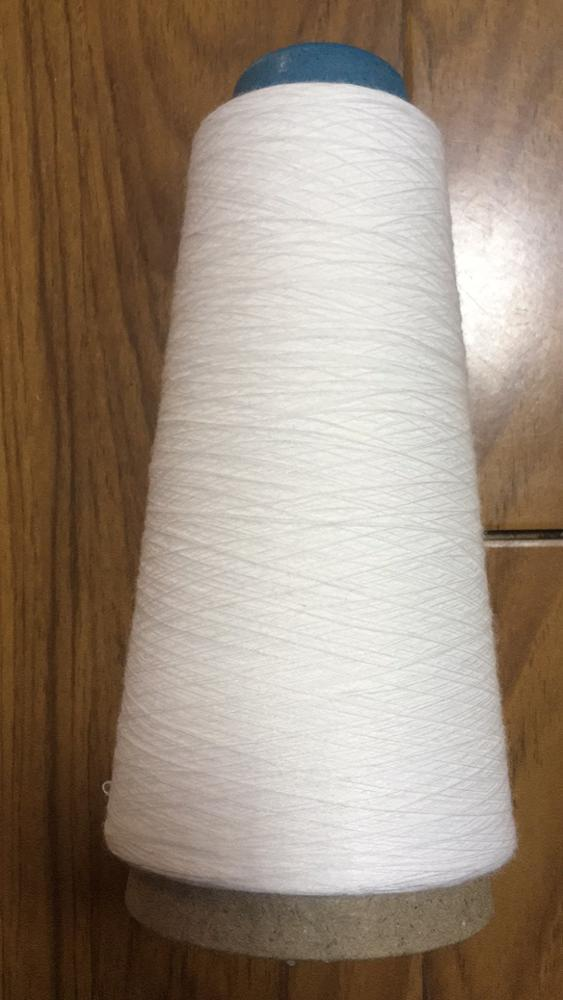 30s1 raw white virgin 100% Polyester Spun Yarn