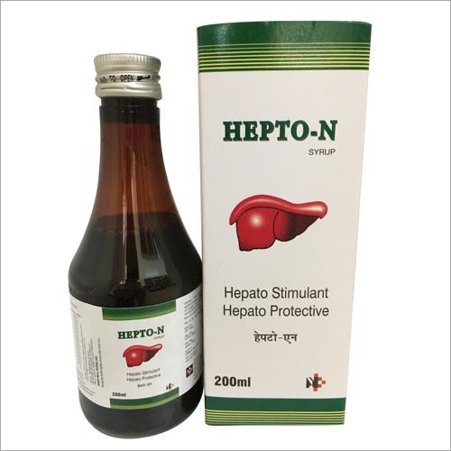 Hepato Stimulant Hepato Protective Syrup