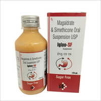 Magaldrate And Simethicone Oral Suspention USP
