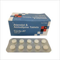 Atenolol And Amlodipine Tablets