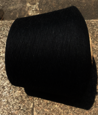 stock yarn TC yarn dope dyed Polyester Cotton Yarn 30s 25s