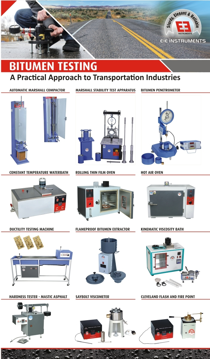 Ductility Testing Machine (Semi Automatic Model) - (0-100 Mm/min Speed) - (Refrigerated)