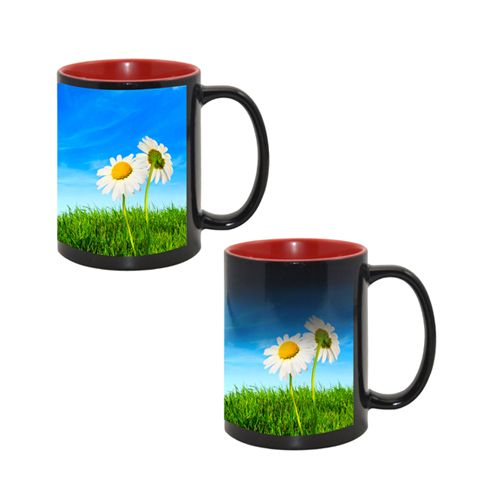 Sublimation Magic with Inner Color Mug (Mug Magic Inner Color)