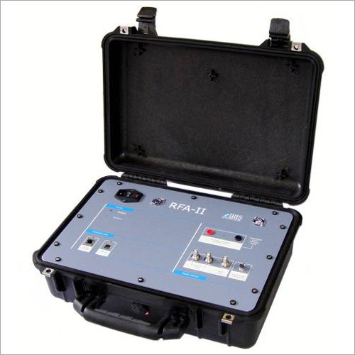 RFA II Rotor Interturn Short Circuit Flux Analyser