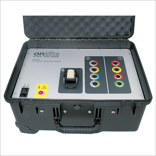 OLTC High Voltage Analyser