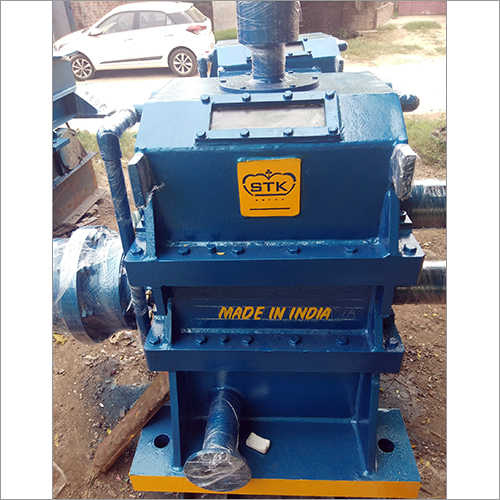 Reduction Cum Pinion Gearbox